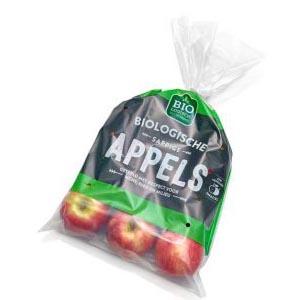 دستگاه برای بسته بندی میوه و سبزیجات در کیسه